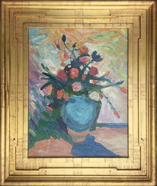 JUNE BOUQUET by Joseph Barrett - 18 x 14 in., o/c • $3,700