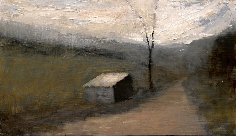 ETERNITY by David Stier - 8.5 x 14 in., o/b • $2,200