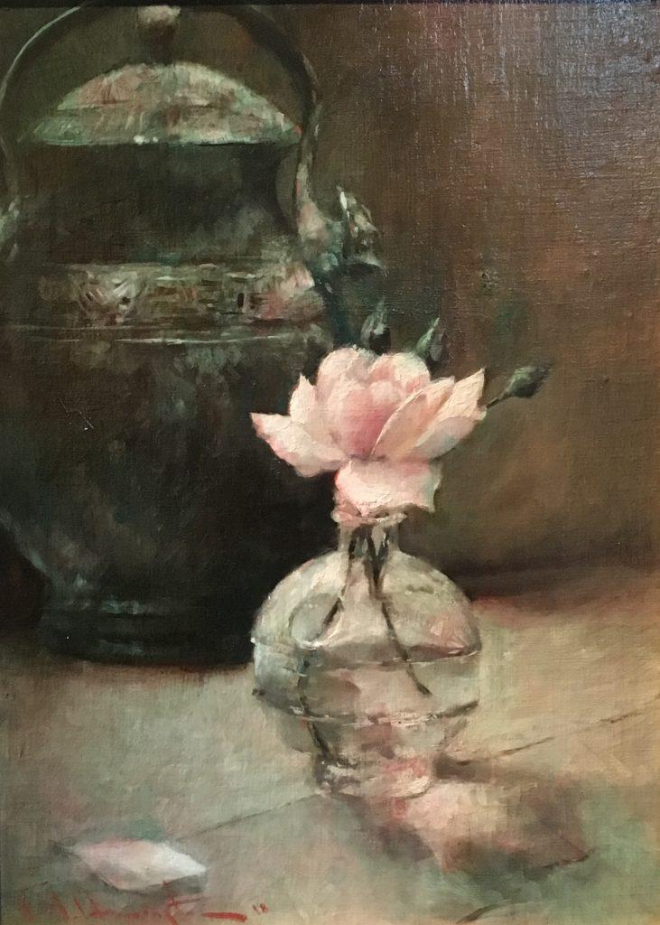 Rose with Copper Pot Evan Harrington