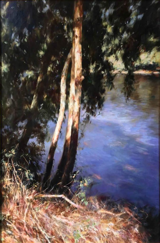 Glenn Harrington @ The Silverman Gallery